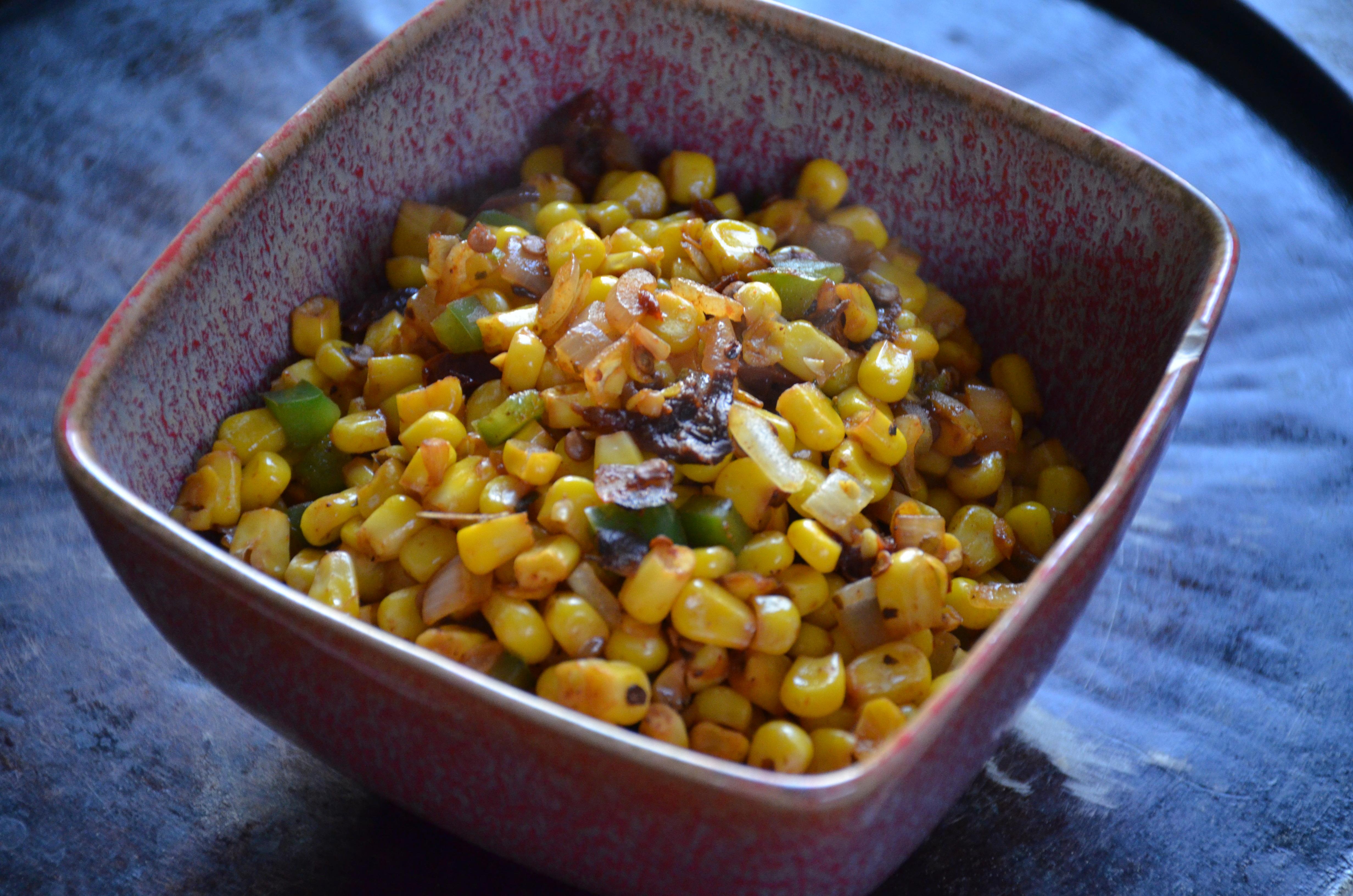 Chipotle Corn