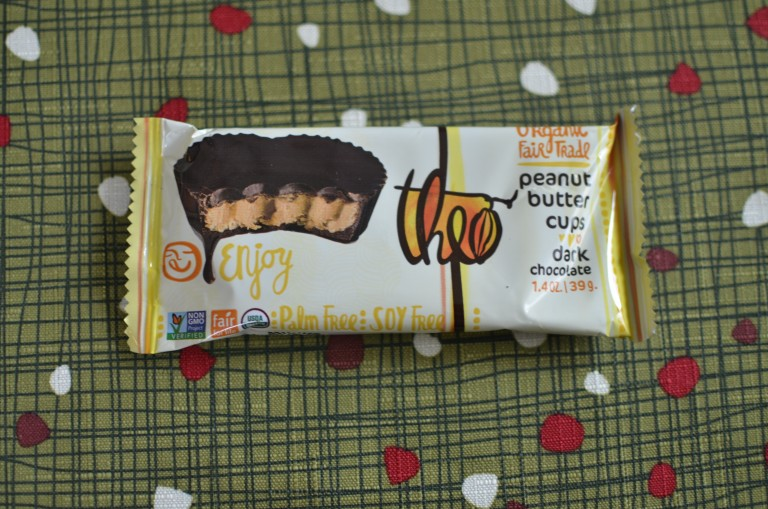 Theo Peanut butter cups